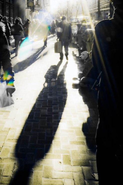 The Parting Sidewalk